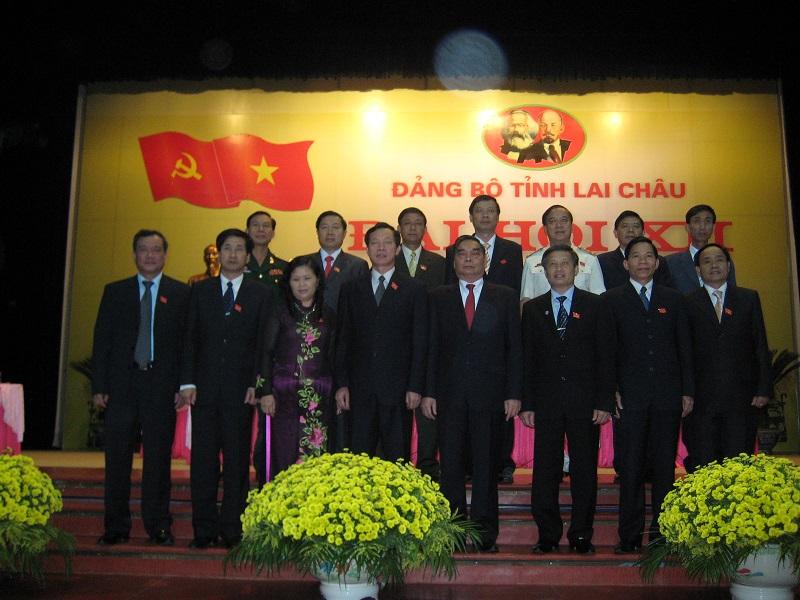 Ban Thường vụ Tỉnh ủy khóa XII