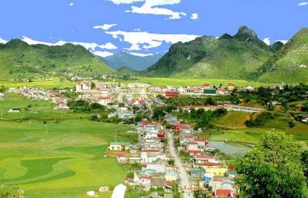 Thị trấn Sìn Hồ