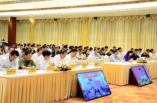 Quang cảnh Hội nghị tại Hà Nội (ảnh: PC)