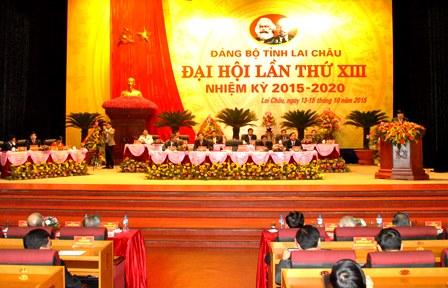 Đại hội Đảng bộ tỉnh lần thứ XIII khẳng định năng lực lãnh đạo, sức chiến đấu của Đảng bộ tiếp tục được nâng lên