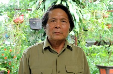 Cử tri Nguyễn Thanh Luận, ở Phường Đoàn Kết, thành phố Lai Châu