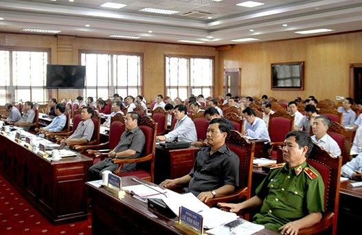 Hội nghị lần thứ 15 Ban Chấp hành Đảng bộ tỉnh khóa XIII