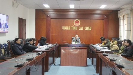 Hội nghị tài đầu cầu Lai Châu