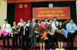 BCH Liên hiệp các hội Khoa học và kỹ thuật ra mắt Đại hội