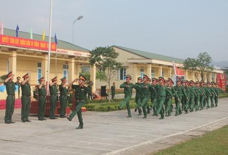 Quốc phòng, an ninh của tỉnh luôn được đảm bảo
