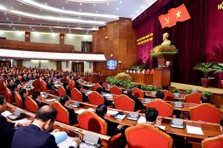 Hội nghị Trung ương 7 khóa XII đã ban hành Nghị quyết số 27-NQ/TW về cải cách chính sách tiền lương đối với cán bộ công chức, viên chức, lực lượng vũ trang và người lao động trong doanh nghiệp