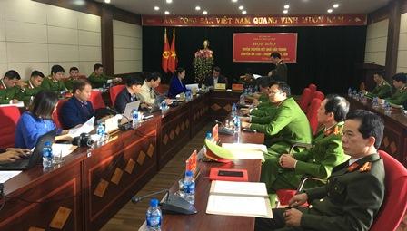 Chuyên án 128T là chuyên án trộm cắp tài sản lớn nhất ở Lai Châu từ trước tới nay