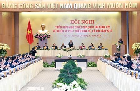 Quang cảnh Hội nghị tại Hà Nội