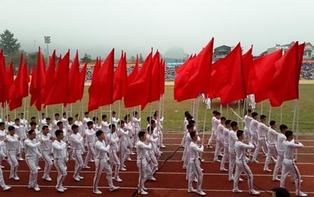 Quyết tâm phấn đấu cơ bản hoàn thành và hoàn thành vượt mức các mục tiêu nhiệm vụ Nghị quyết Đại hội Đảng bộ tỉnh lần thứ XIII