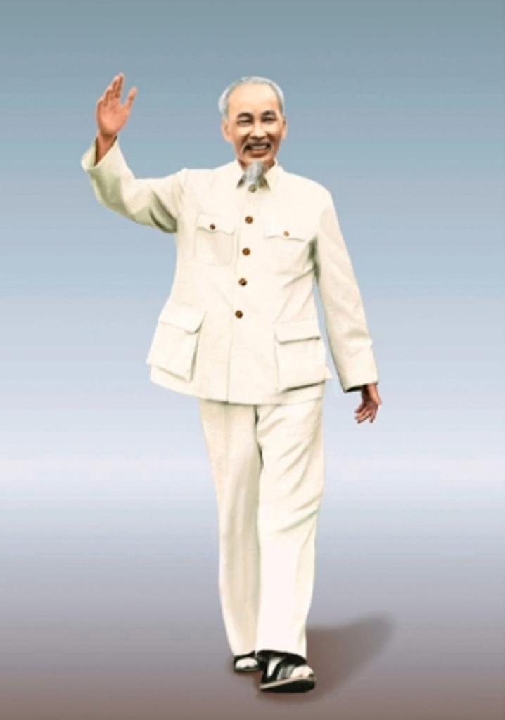 Chủ tịch Hồ Chí Minh - Lãnh tụ thiên tài của Đảng và Nhân dân ta