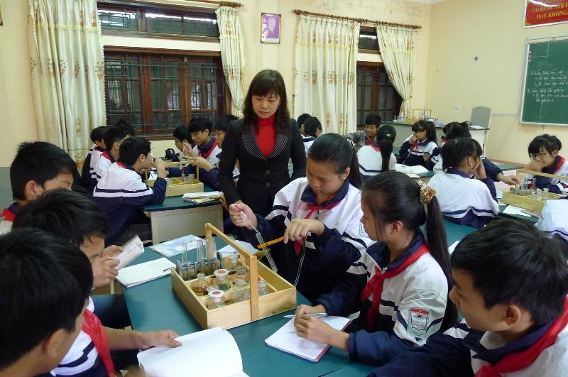 Nâng cao chất lượng giáo dục trong các trường học góp phần xây dựng nguồn nhân lực chất lượng cao