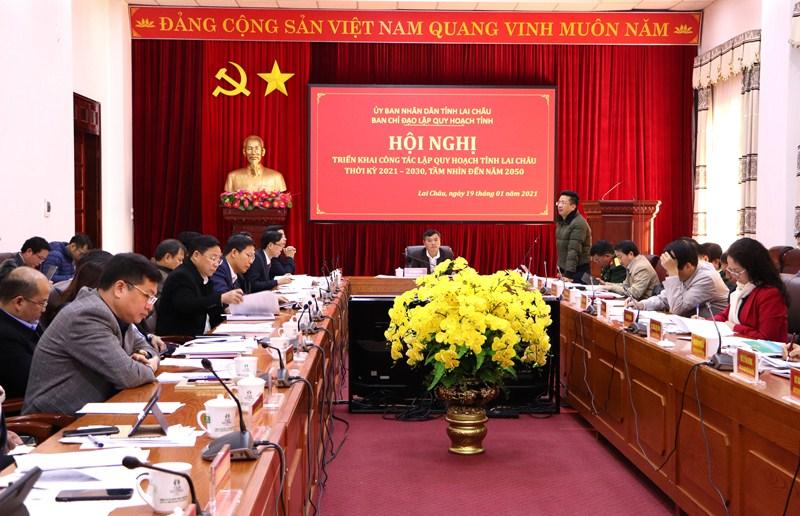 Quang canh Hội nghị